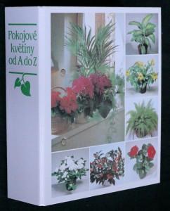 náhled knihy - Pokojové květiny od A do Z