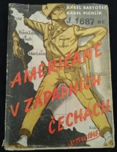 náhled knihy - Američané v západních Čechách v roce 1945
