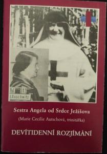 náhled knihy - Devítidenní rozjímání - Sestra Angela od Srdce Ježíšova