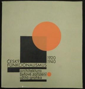 náhled knihy - Český funkcionalismus 1920 1940 Díl 2. bytové zařízení