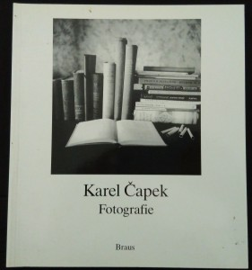 náhled knihy - Karel Čapek Fotografie