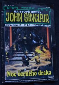 náhled knihy - Noc Černého draka