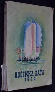 náhled knihy - Ročenka baťa 1940