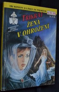 náhled knihy - Třikrát Žena v ohrožení 9/95