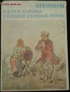 náhled knihy - Humor, vtip a satira v české lidové písni