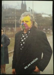 náhled knihy - Milan Knížák : 1953-1988 : Katalog výstavy Brno 12. 4.-21. 5. 1989