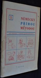 náhled knihy - Německy přímou metodou I : pro samouky i studenty jazykových kursů