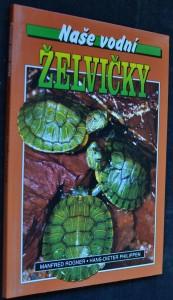 náhled knihy - Naše vodní želvičky