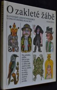 náhled knihy - O zakleté žábě