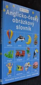 náhled knihy - Anglicko-český obrázkový slovník
