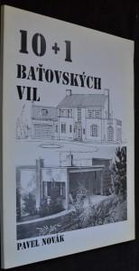náhled knihy - 10 + 1 Baťovských vil