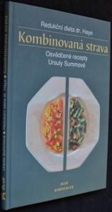 náhled knihy - Kombinovaná strava : redukční dieta dr. Haye