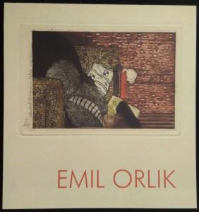 náhled knihy - Emil Orlik (1870-1932) : portraits of friends and contemporaries : [Robert Guttmann Gallery, Praha, 4 February 2004 - 11 April 2004] Portraits of friends and contemporarie