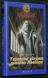 náhled knihy - Tajemství chrámu svatého Abakuse