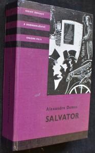 náhled knihy - Salvator