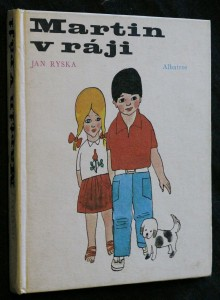náhled knihy - Martin v ráji : Pro začínající čtenáře