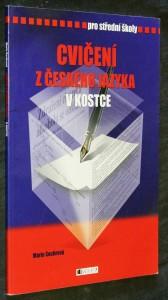 náhled knihy - Cvičení z českého jazyka v kostce : pro střední školy