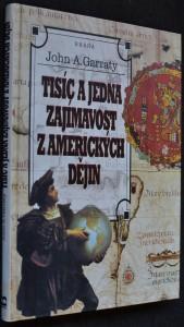 náhled knihy - Tisíc a jedna zajímavost z amerických dějin