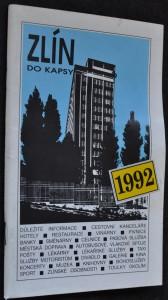 náhled knihy - Zlín do kapsy 1992 : [Inform. publ.]