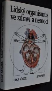 náhled knihy - Lidský organismus ve zdraví a nemoci
