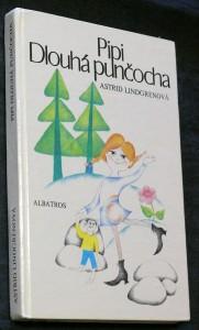 náhled knihy - Pipi Dlouhá punčocha : Pro čtenáře od 6 let