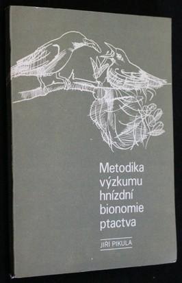 náhled knihy - Metodika výzkumu hnízdní bionomie ptactva