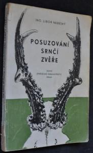 náhled knihy - Posuzování srnčí zvěře