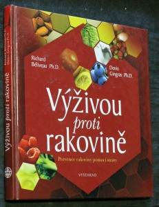 náhled knihy - Výživou proti rakovině