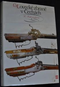 náhled knihy - Lovecké zbraně v Čechách