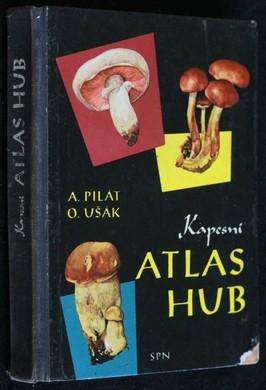 náhled knihy - Kapesní atlas hub : Pom. kniha pro zákl. devítileté školy, stř. všeobec. vzdělávací a pedagog. školy