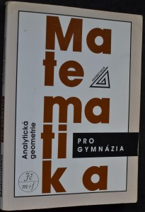 náhled knihy - Matematika pro gymnázia. Analytická geometrie
