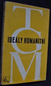 náhled knihy - Ideály humanitní : několik kapitol