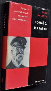 náhled knihy - Tomáš G. Masaryk : [studie s ukázkami z Masarykových spisů]