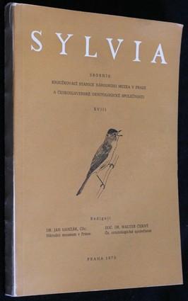 náhled knihy - Sylvia XVIII