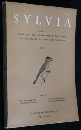 náhled knihy - Sylvia XVII