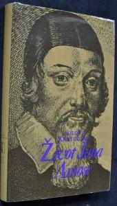 náhled knihy - Život Jana Amose : román