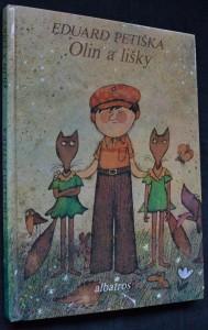 náhled knihy - Olin a lišky
