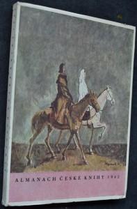 náhled knihy - Almanach české knihy 1942