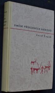 náhled knihy - Umění přírodních národů