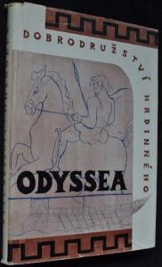 náhled knihy - Dobrodružství hrdinného Odyssea