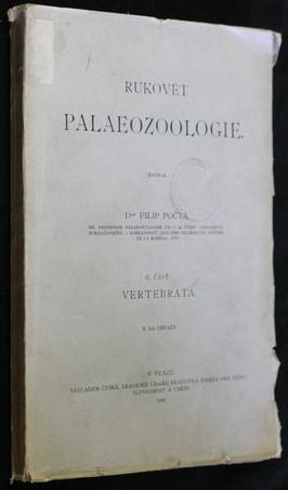 náhled knihy - Rukověť palaeozoologie. II. čásť, Vertebrata