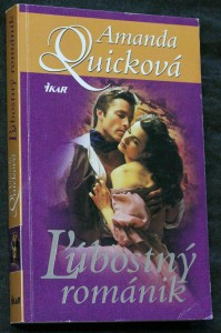 náhled knihy - Ľúbostný románik