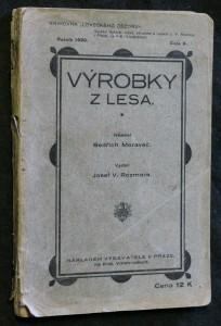 náhled knihy - Výrobky z lesa