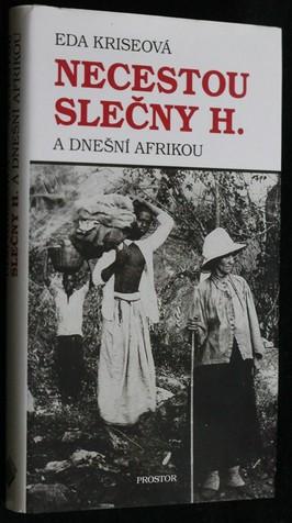 náhled knihy - Necestou slečny H. a dnešní Afrikou