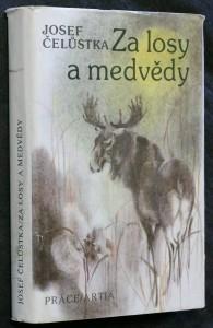 náhled knihy - Za losy a medvědy