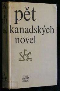 Pět kanadských novel : (Québec)
