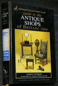 náhled knihy - Antique collectors' club guide to the antique shops of Britain 2004