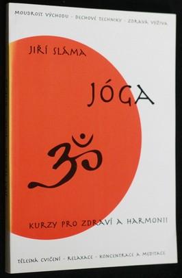 náhled knihy - Jóga : Kurzy pro zdraví a harmonii