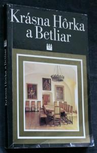 náhled knihy - Krásna Hôrka a Betliar
