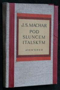 náhled knihy - Pod sluncem italským